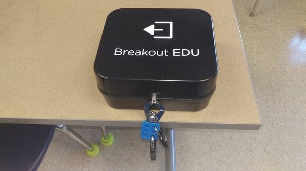 Breakout EDU image