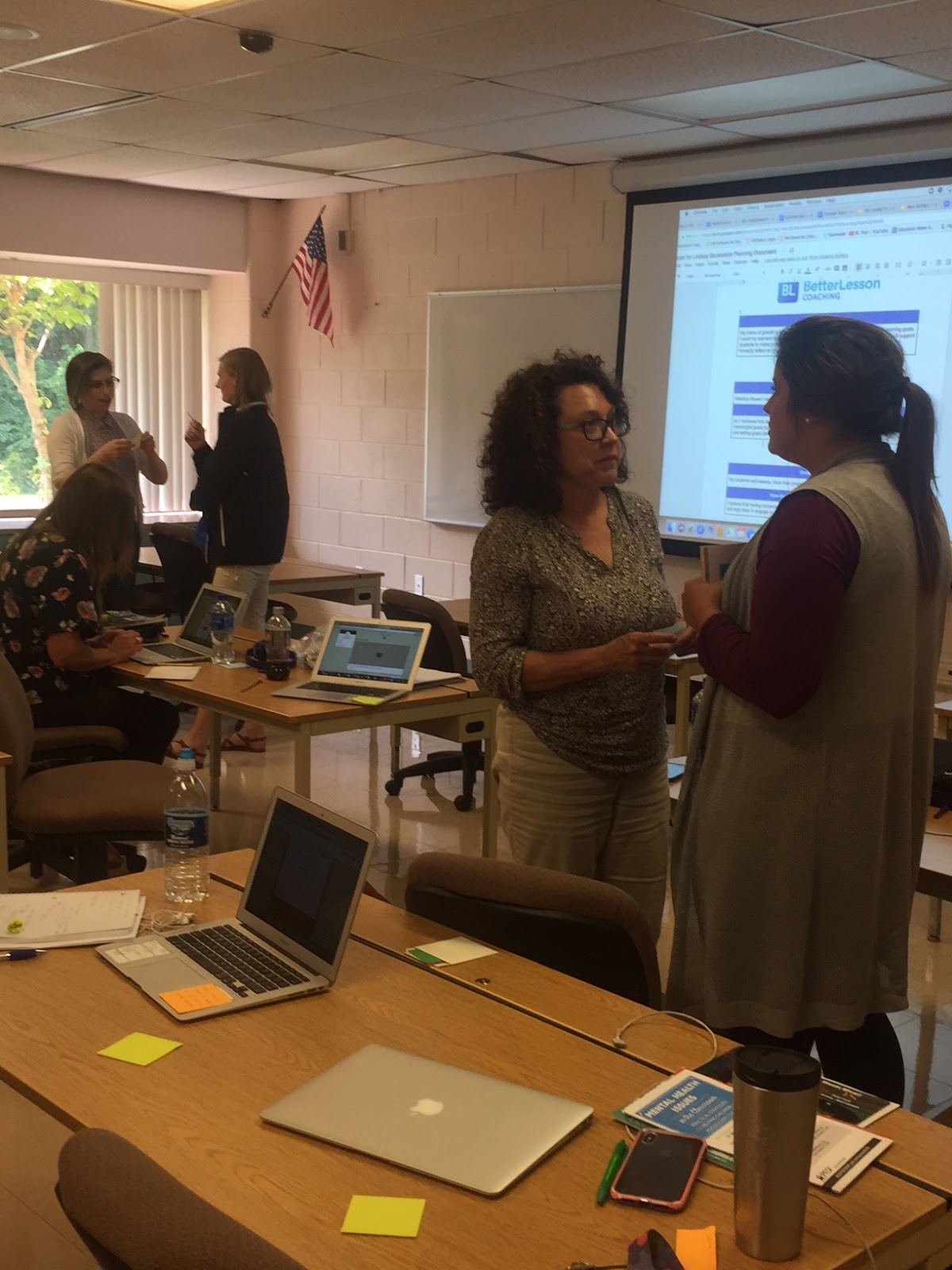 New Buffalo teachers engage at a Design Studio 2018