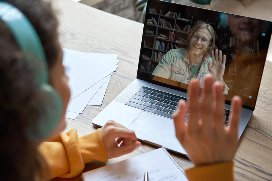 student engagement in virtual learning
